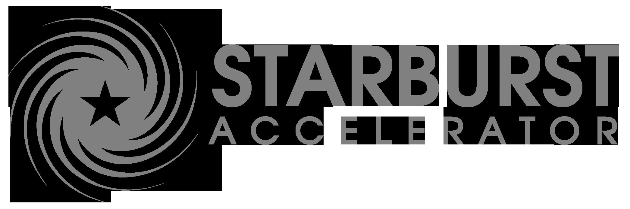 Starburst Accelerator_logo black and white