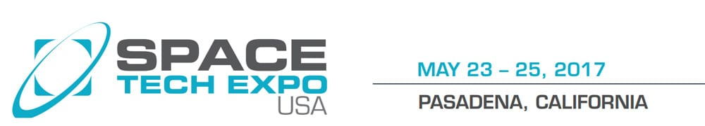 Banner of the Space Tech 2017